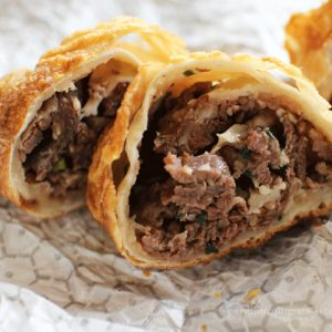 「プルコギベイク」はコストコのフードコート人気商品!柔らかお肉のプルコギビーフがたっぷり入った一品