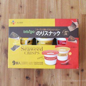 コストコで韓国海苔のスナックを買ってみた!ハニーコーン&チリスパイシー味、どっちもクセになる!