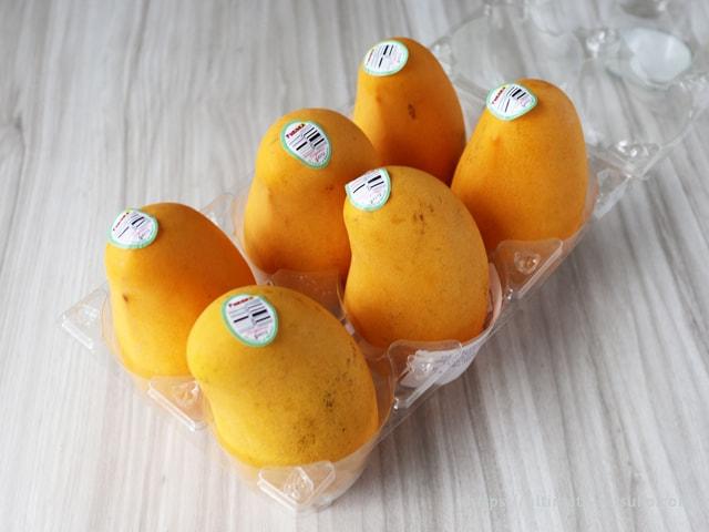 コストコ マンゴー 食べ頃