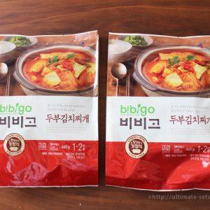 bibigo韓飯「豆腐キムチチゲ」