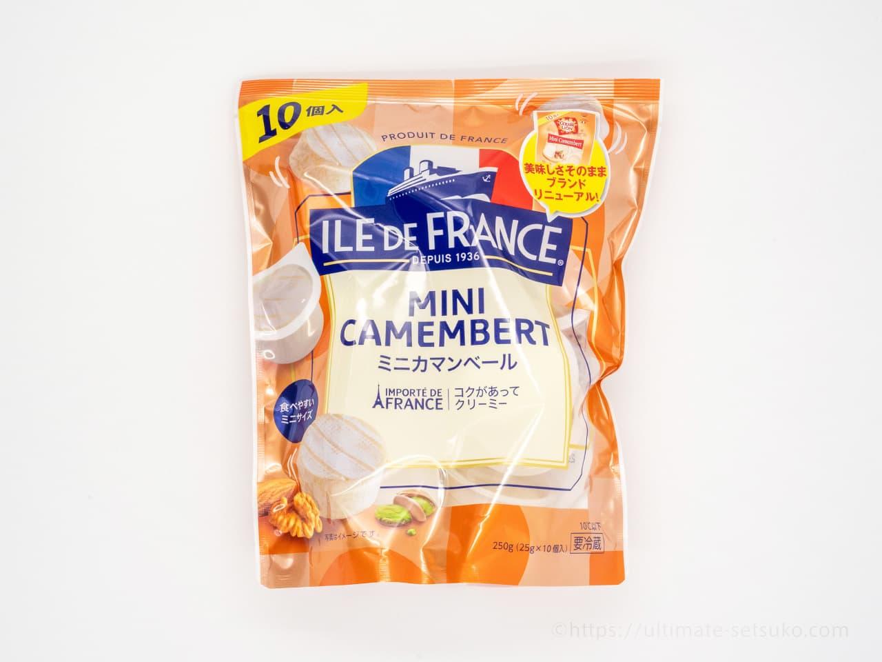 コストコのカマンベールチーズ