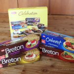 コストコで珍しいクラッカー見つけた!4種のヘルシー食材のDARE BRETONパリパリクラッカー