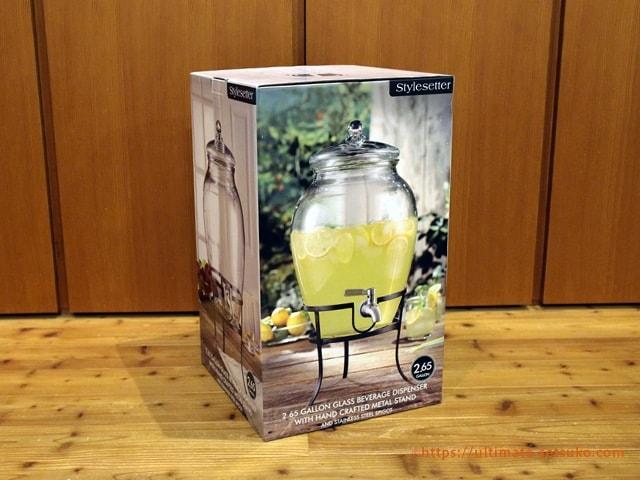 FIFTH AVENUE 飲料ディスペンサー(10L)