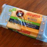 4種類のチーズが楽しめる!コストコの「フィンランディア低脂肪スライスチーズ」40枚入り