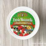 コストコのモッツァレラチーズ香味油漬け!想像以上に美味しくてクセになりそう。