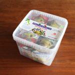 コストコでは珍しい小分けタイプのオリーブ!食べたいときに食べたいだけ、便利な種なしタイプ