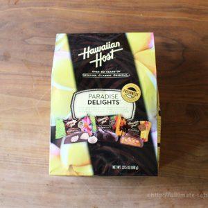 ハワイの定番土産チョコレートParadise de lights