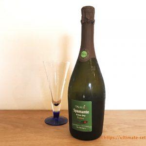 コストコのスパークリングワイン!オシャレなラベルのイタリアンスプマンテは爽やかですっきりとした味わい