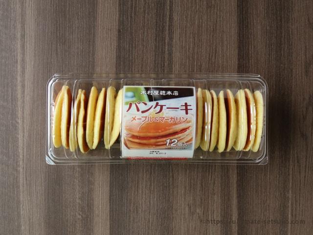 コストコ 木村屋パンケーキ