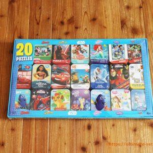 これはスゴい!人気キャラのデザインパズルが20種類楽しめるセットがコストコで1,434円