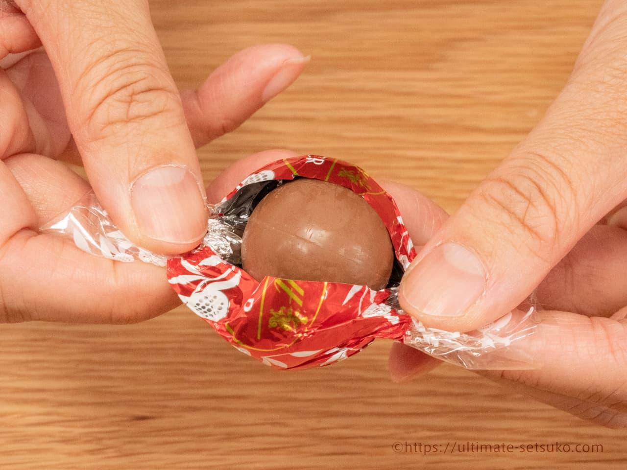 リンドール チョコ リンツ