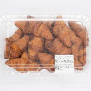 コストコのおすすめパン新商品!芳ばしいバターが薫る「ラグジュアリーミニクロワッサン」