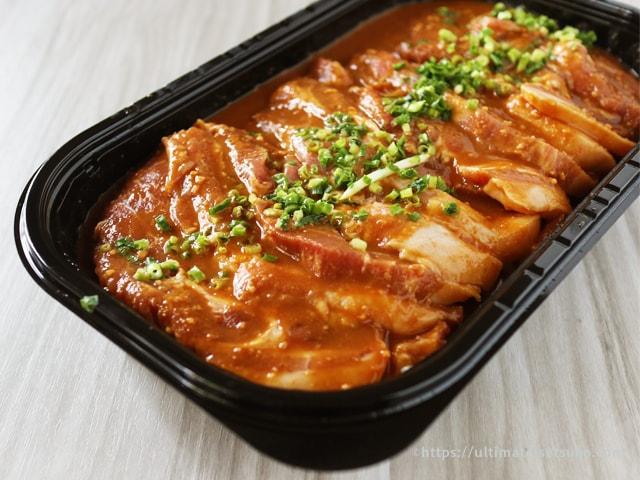 味噌 漬け 豚肉