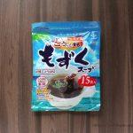 ナガイ もずくスープ 899円