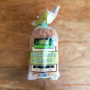 コストコで売切必至なマルチグレインたっぷりオーガニックパン