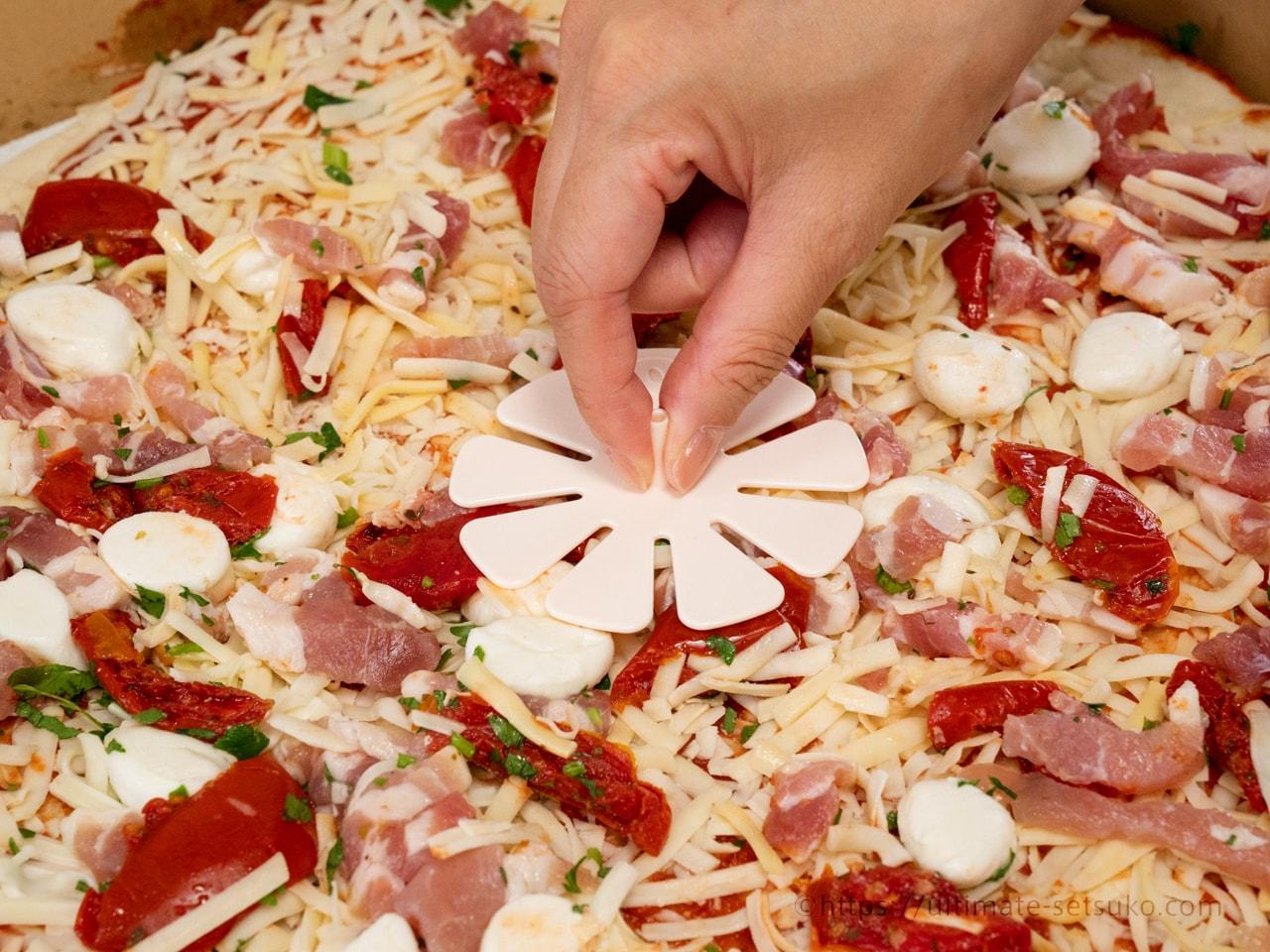 ピザ 焼き 方 コストコ