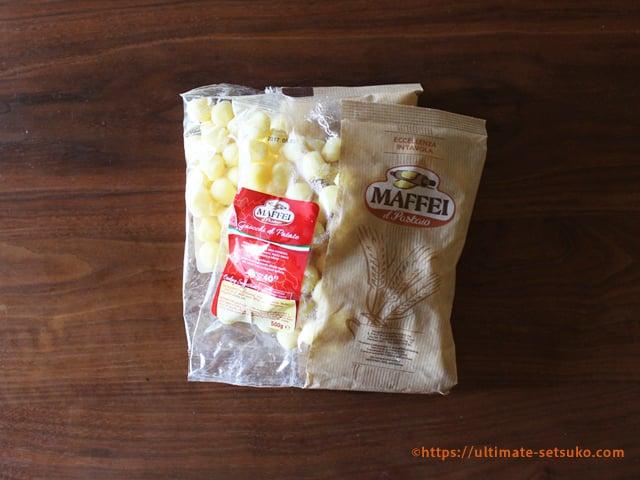 MAFFEI 半生タイプ冷蔵ニョッキ