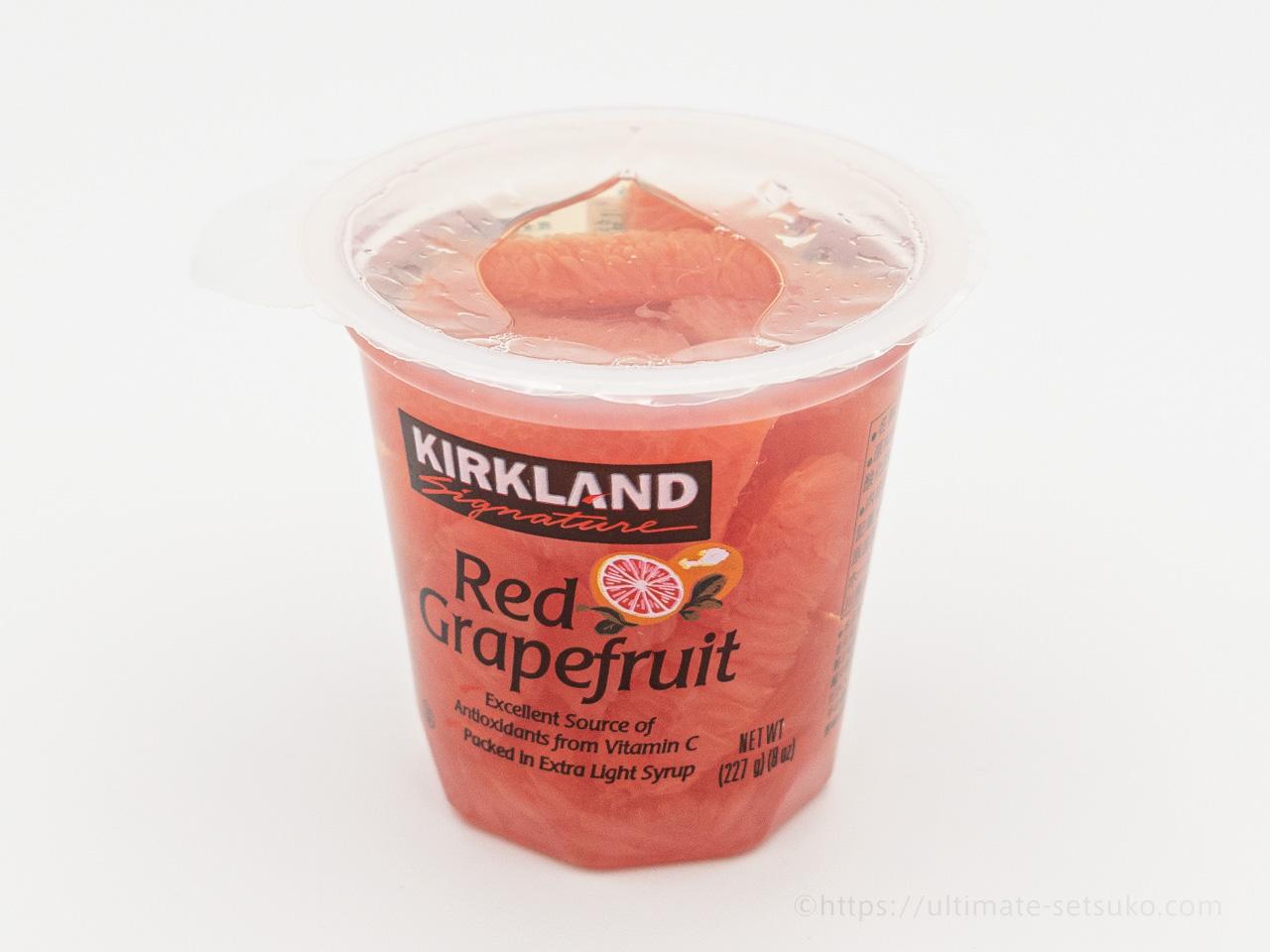 シロップ 漬け 在庫 コストコ グレープフルーツ