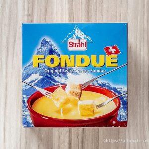 シュトレール チーズフォンデュ