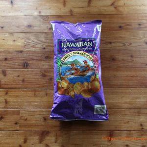 コストコの変わったハワイアンポテトチップス!甘い?しょっぱい?不思議とクセになる風味