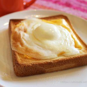 激ウマすぎてとまらん…コストコのチーズ×雪見大福でトーストに革命が起きた