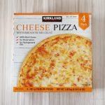 カークランドシグネーチャーチーズピザ