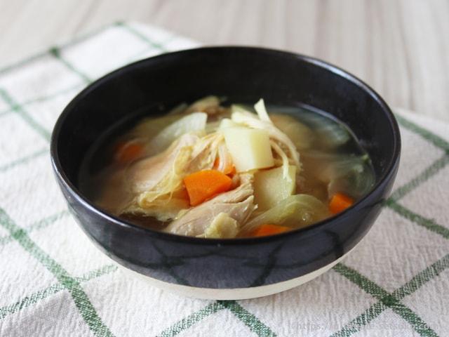 コストコ ロティサリー チキン レシピ